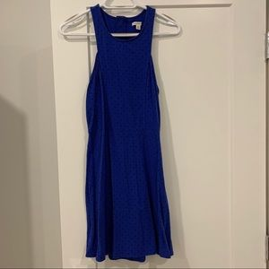 American Eagle Cut Out Mini Dress.
